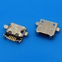 Разъем MicroUSB для HTC 8X (5 Pin)