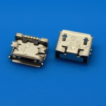 Разъем MicroUSB для Nokia C2-03 (5 Pin)