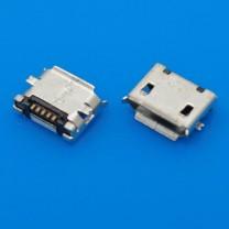 Разъем MicroUSB для Nokia 8600 (5 Pin)