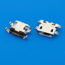 Разъем MicroUSB для Lenovo A670 (5 Pin)