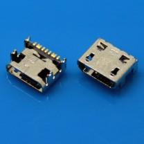 Разъем MicroUSB для Samsung Galaxy Grand GT-I9128 (5 + 2 Pin)