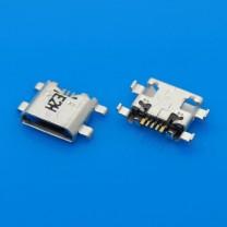Разъем MicroUSB для Huawei P7 (5 Pin)