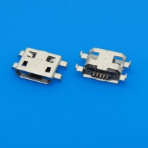 Разъем MicroUSB для Huawei Ascend Y310 (5 Pin)
