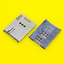 Коннектор SIM-карты для планшета No-Name - 1