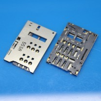 Коннектор SIM-карты для роутера Huawei E5776