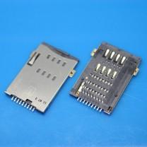 Коннектор SIM карты для планшета Huawei S7-931
