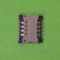 Коннектор SIM-карты для телефона LG P920