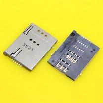 Коннектор SIM-карты для планшета No-Name - 2