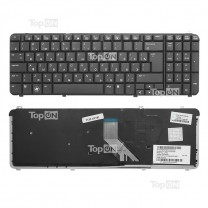 Клавиатура для ноутбука HP Pavilion DV6-1000, черная