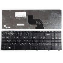 Клавиатура для ноутбука Acer Aspire 5516, черная