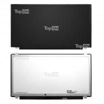 """Матрица для ноутбука 15.6"""", 1366x768, cветодиодная (LED), 30 pin, SLIM, глянцевая, новая"""