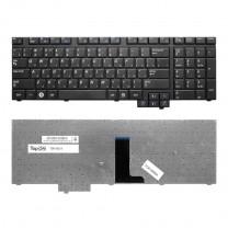 Клавиатура для ноутбука Samsung R720, черная
