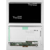"Матрица для ноутбука 10"", 1024x600, cветодиодная (LED), 30 pin широкий, глянцевая, новая"