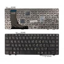 Клавиатура для ноутбука HP ProBook 6360b, черная, с рамкой