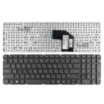 Клавиатура для ноутбука HP Pavilion G6-2000, черная, без рамки