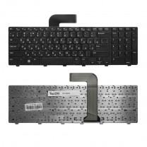 Клавиатура для ноутбука Dell Inspiron N7110, черная, с рамкой