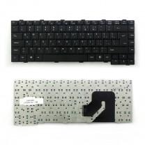 Клавиатура для ноутбука Asus W2, черная