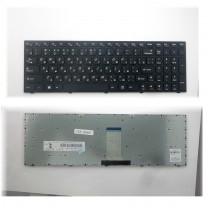 Клавиатура для ноутбука Lenovo B5400, черная, с рамкой