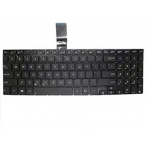 Клавиатура для ноутбука Asus V551, черная, без рамки