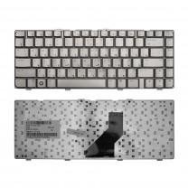 Клавиатура для ноутбука HP Pavilion Dv6000, плоский Enter, серебристая