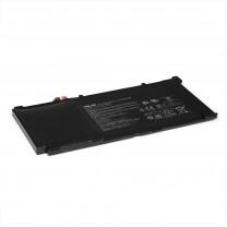 Аккумулятор для ноутбука Asus Vivobook S551LA, 11.4V, 4110mAh, черный, оригинал
