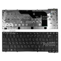 Клавиатура для ноутбука HP Probook 6455b, без пойнт-стика, черная