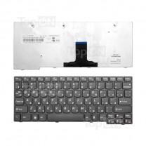 Клавиатура для ноутбука Lenovo Ideapad U160, черная, с рамкой