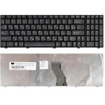 Клавиатура для ноутбука Lenovo IdeaPad U550, черная
