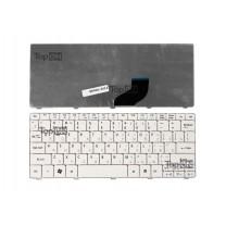 Клавиатура для ноутбука Acer Aspire One 532, белая