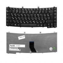 Клавиатура для ноутбука Acer Ferrari 4000, черная