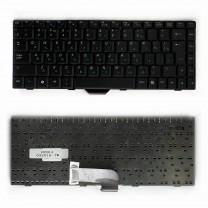 Клавиатура для ноутбука Asus W5, черная
