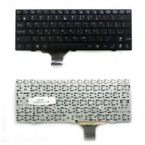 Клавиатура для ноутбука Asus S6, черная