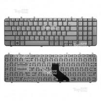 Клавиатура для ноутбука HP Pavilion DV7-1000, серебристая