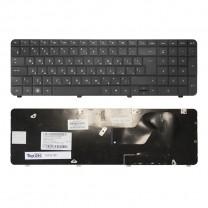 Клавиатура для ноутбука HP Pavilion G72, черная