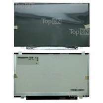 """Матрица для ноутбука 14"""", 1366x768, cветодиодная (LED), 40 pin, SLIM, глянцевая, новая"""