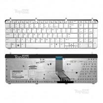 Клавиатура для ноутбука HP Pavilion DV7-2000, белая
