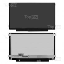 """Матрица для ноутбука 11.6"""", 1366x768, cветодиодная (LED), 30 pin, SLIM, глянцевая, новая"""