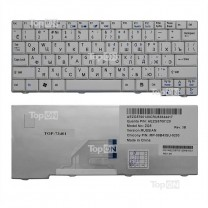 Клавиатура для ноутбука Acer Aspire One A110L, белая
