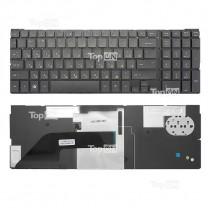 Клавиатура для ноутбука HP ProBook 4520s, черная, без рамки