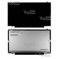 """Матрица для ноутбука 14"""", 1600x900, cветодиодная (LED), 40 pin, SLIM, глянцевая, новая"""
