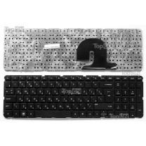 Клавиатура для ноутбука HP Pavilion DV7-4000, черная, без рамки