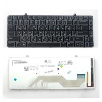 Клавиатура для ноутбука Dell Alienware M11x R1, черная