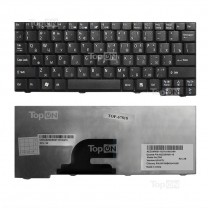 Клавиатура для ноутбука Acer Aspire One A110L, черная