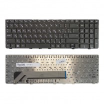 Клавиатура для ноутбука HP Probook 4535S, черная, без рамки
