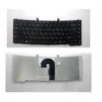 Клавиатура для ноутбука Acer Travelmate 6452, черная