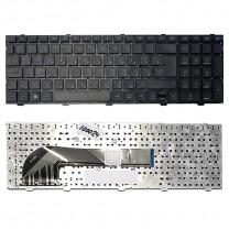 Клавиатура для ноутбука HP ProBook 4540s, черная, без рамки