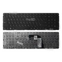 Клавиатура для ноутбука HP Pavilion DV7-7000, черная, без рамки