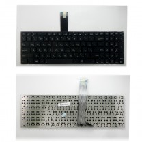 Клавиатура для ноутбука Asus S56C, черная, без рамки