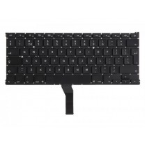 "Клавиатура для ноутбука Apple MacBook Air 13"" A1369, черная, без рамки"