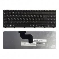 Клавиатура для ноутбука Acer Aspire 5516, Г-образный Enter, черная